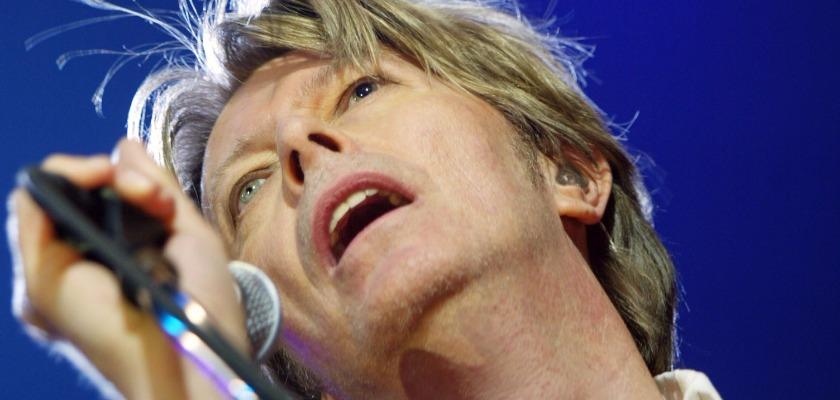 Dernière sortie pour Bowie