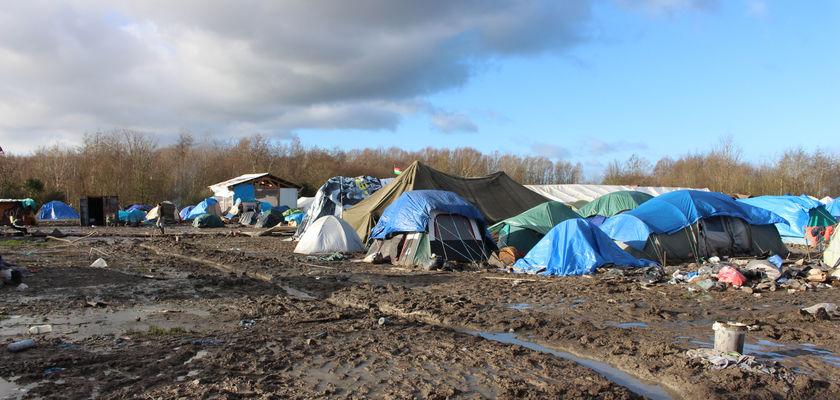 Grande-Synthe: l'autre Calais
