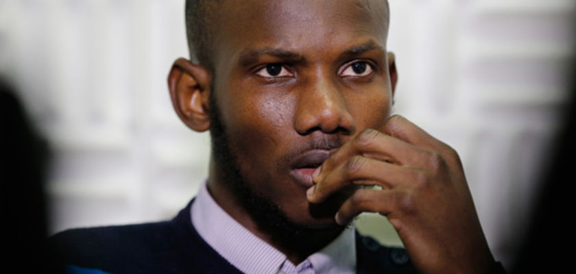 Lassana Bathily : La République d'un sans-papiers