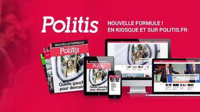Politis, un nouveau journal bimédia
