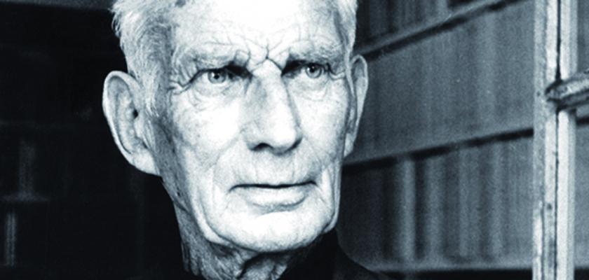 Samuel Beckett : Le silencieux prolixe