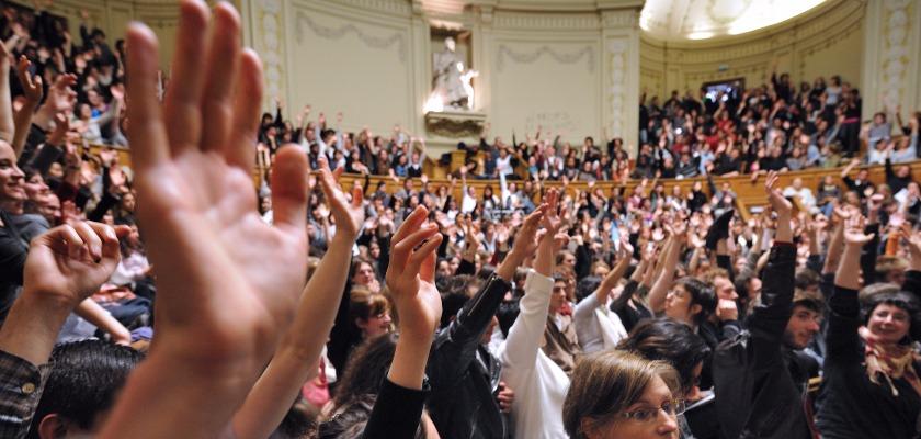 Code du travail : appels à la grève et mobilisation étudiante le 9 mars