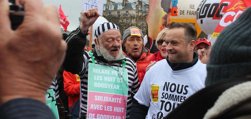 Contre la répression syndicale, la lutte s'organise