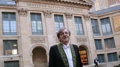 Finkielkraut: L'Académie à100000euros