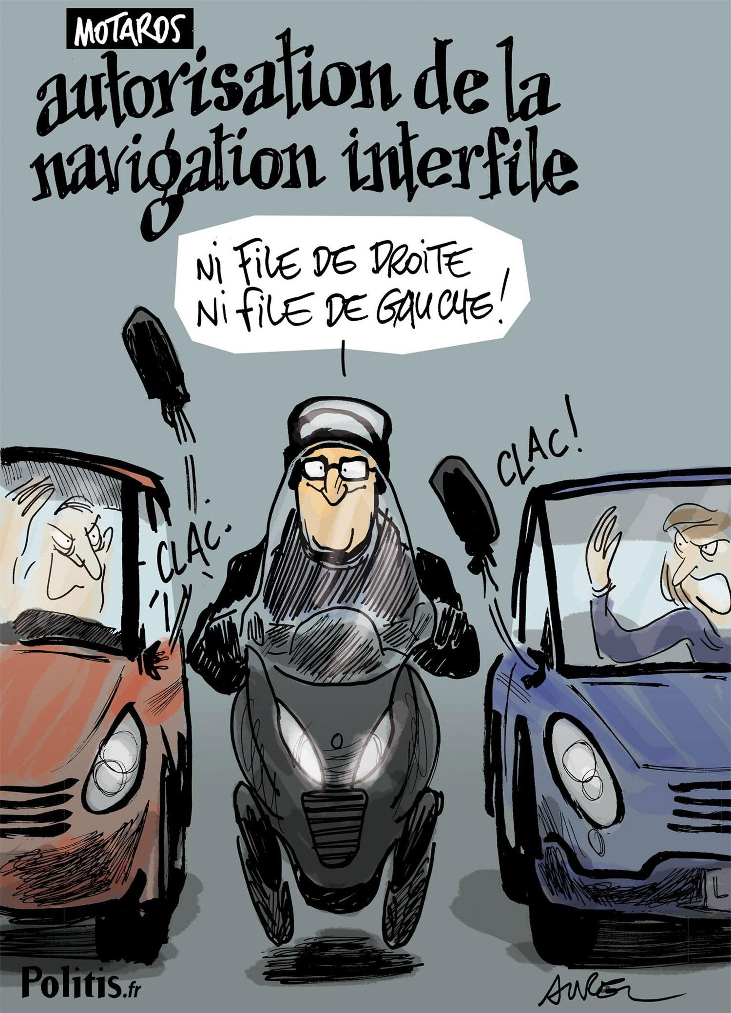 Les dessins de la semaine : Hollande et Danemark