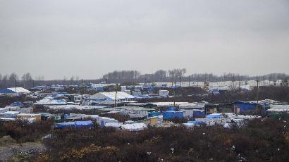L'État veut évacuer la moitié de la jungle de Calais