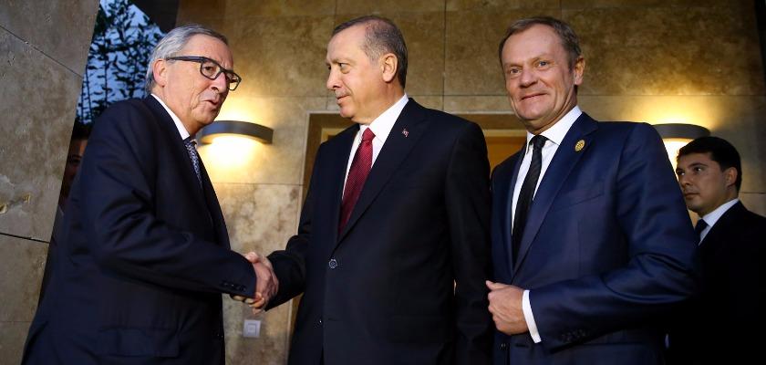 L'Europe se rend complice d'Erdogan