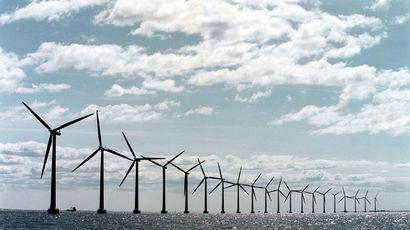Record éolien au Danemark