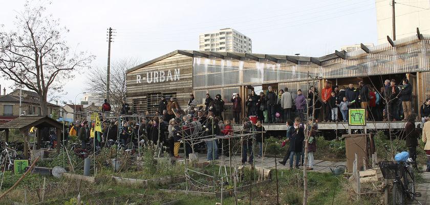 Une ferme urbaine expérimentale en lutte pour sa survie