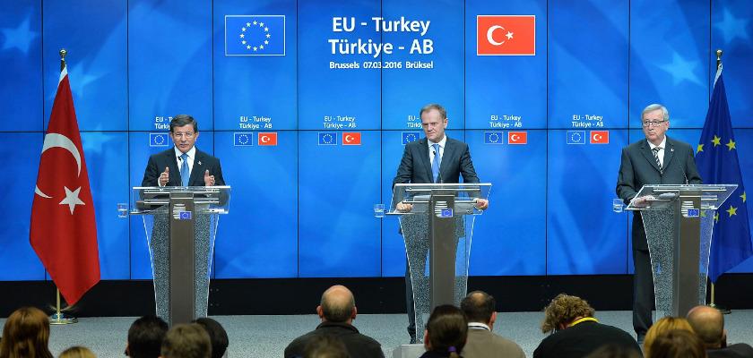 Crise migratoire : L'Europe veut déléguer à la Turquie