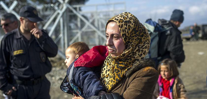 Crise migratoire : «Une faillite politique du projet européen»