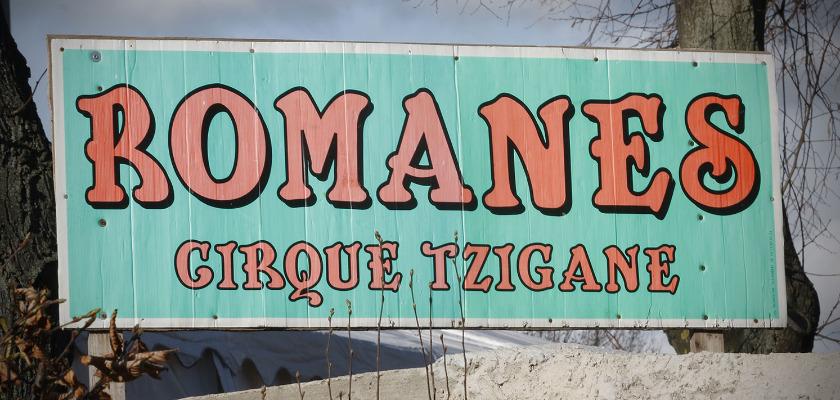 Le cirque Romanès, toujours sur la corde raide