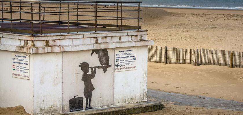 Où est Banksy?