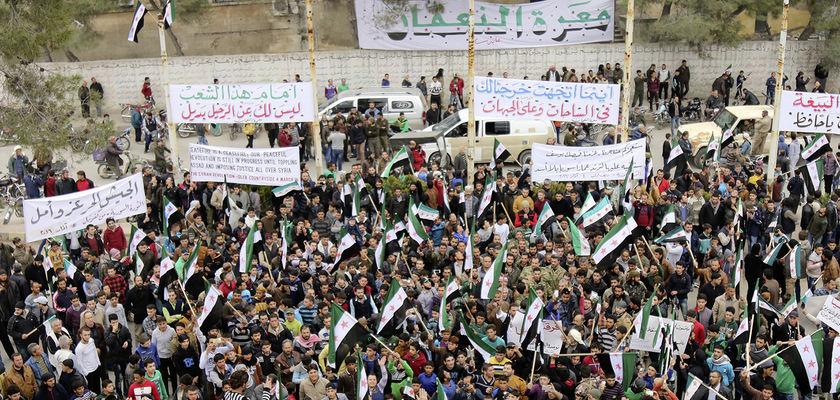 Syrie: «La révolution continue»
