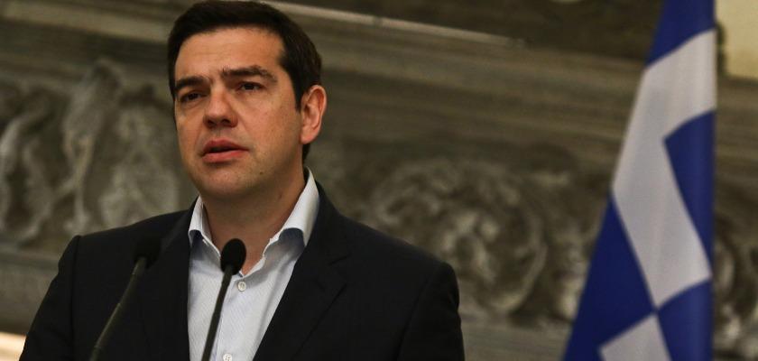 La Grèce de nouveau au pied du mur