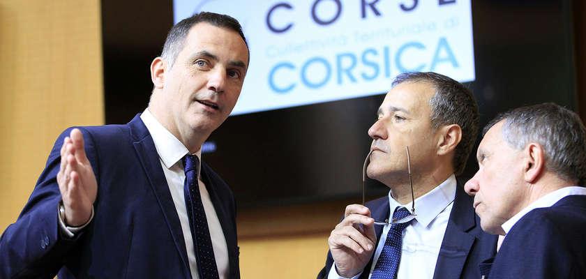 Gilles Simeoni : «Le peuple corse a vocation à être reconnu et à exercer des droits»