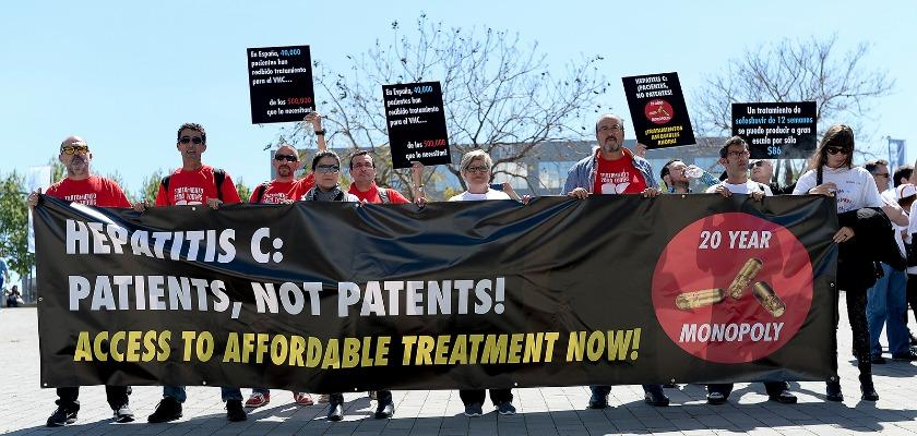Hépatite C : l'État sommé de permettre l'accès au traitement