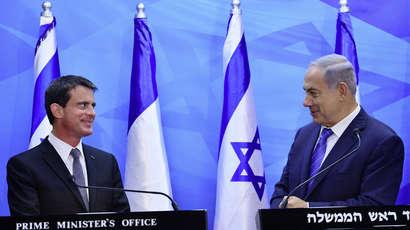 Israël-Palestine : Le fiasco de Valls