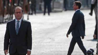 Israël-Palestine : Quand Valls désavoue Hollande