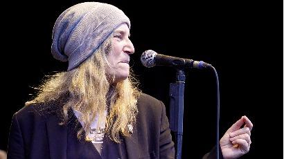 Patti Smith : Des nouvelles du temps qui passe
