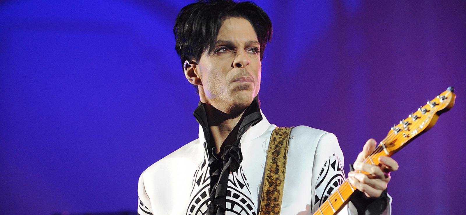 Prince : Cadeau d'adieu