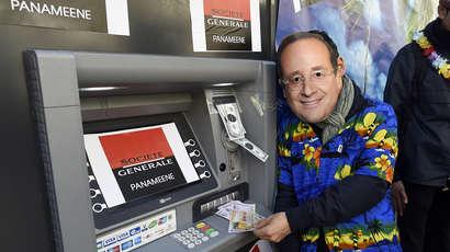 Séparation des banques et de l'État!