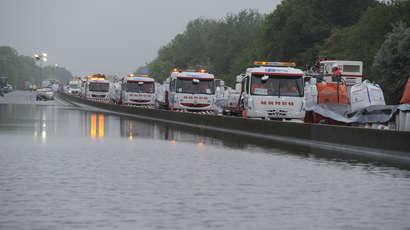 Autoroute A10 : la vérité sur les origines de l'inondation
