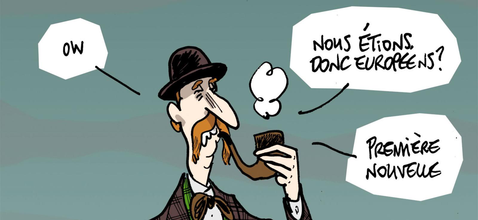 Les dessins de la semaine : Brexit et référendum de Notre-Dame-des-Landes
