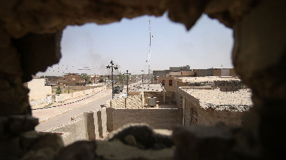 L'État islamique chassé de Fallouja
