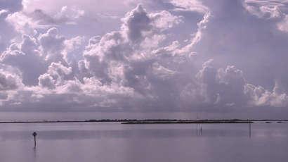Louisiane : reconnaissance des premiers réfugiés climatiques américains