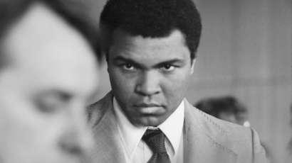 Mohamed Ali : Un combat politique