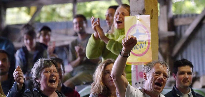 Notre-Dame-des-Landes : C'est «oui»… au clash