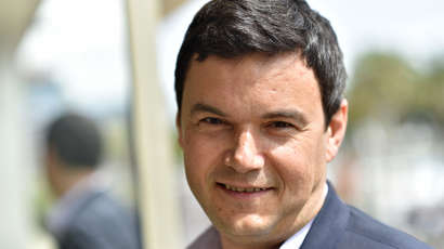 2017 : une pétition appelle Thomas Piketty en sauveur