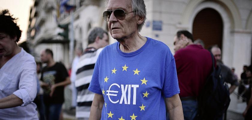 Après le Brexit, les Grecs entre ironie et amertume