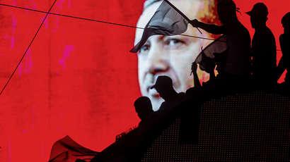 Erdogan réprime tous azimuts