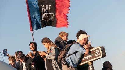 La rue est à nous : Vive la France occupée!