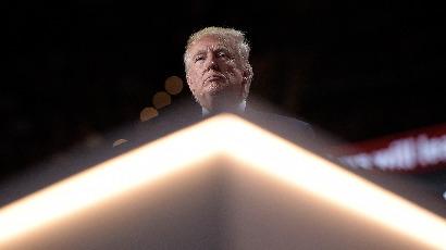 Trump, la « terreur »