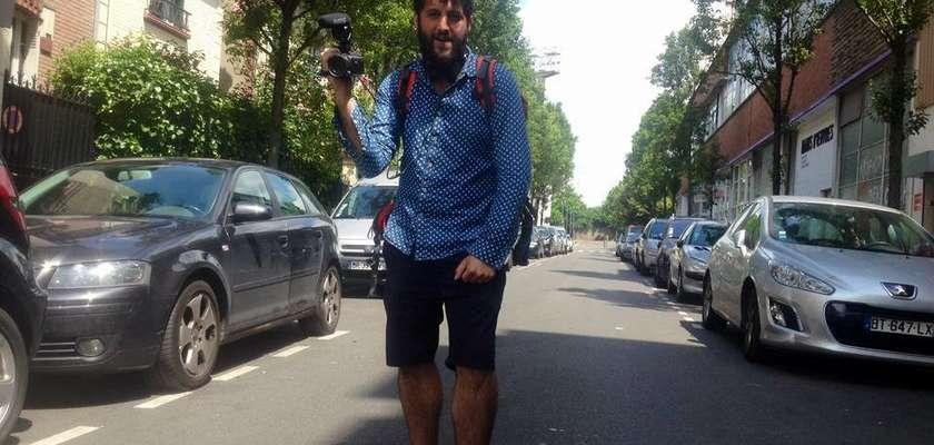 Wael, 30 ans, touriste dans le 93 : « L'incroyable, ça se mérite »