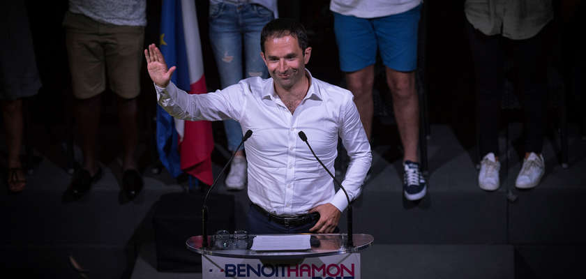 Benoît Hamon : « Comme vous, j'ai été trompé »