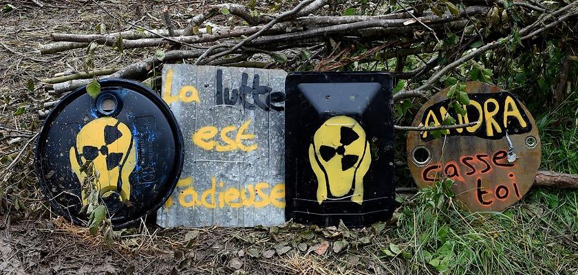 Déchets nucléaires : À Bure, la guerre juridique est déclarée
