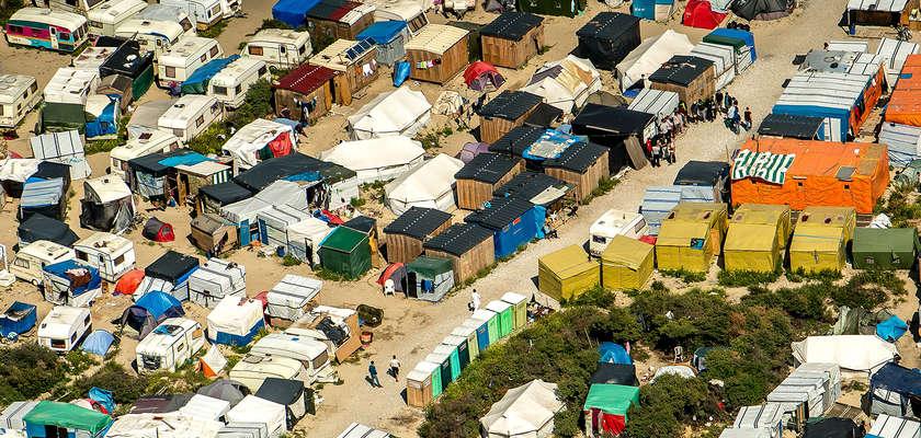Réfugiés : La jungle de Calais explose