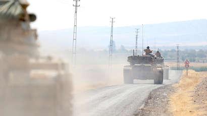 Turquie : L'alibi Daech