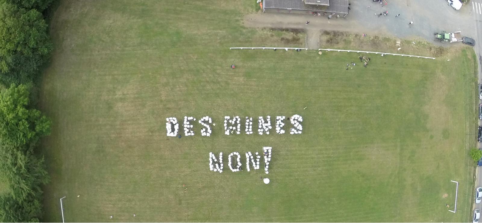 Un festival pour dire non aux mines en Bretagne
