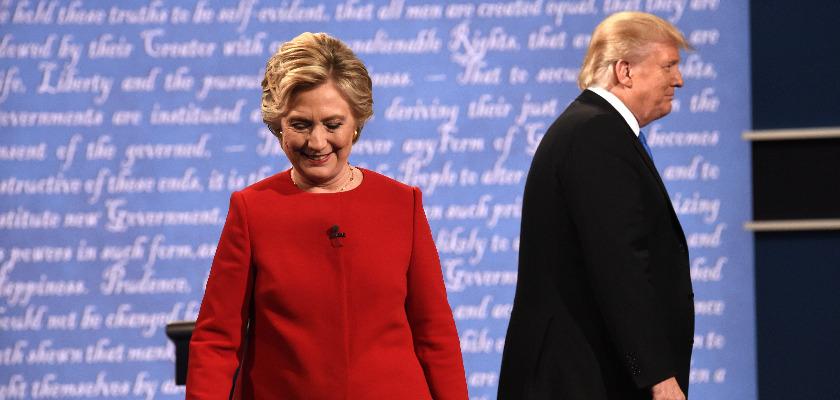 Clinton-Trump : un piètre spectacle