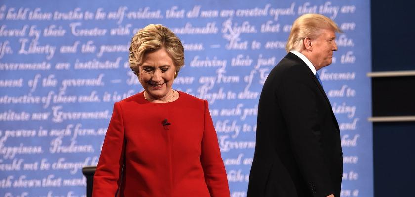 Clinton-Trump: un piètre spectacle
