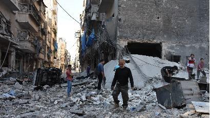 Édito vidéo : « On ne peut pas se taire sur ce qu'il se passe à Alep »