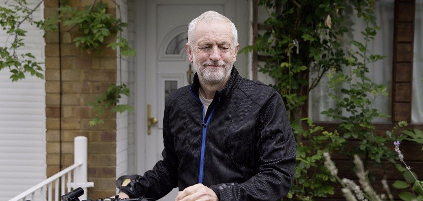 Grande-Bretagne : Le triomphe de Jeremy Corbyn