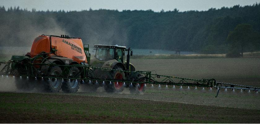Intoxication aux pesticides : deux anciens salariés d'une coopérative agricole indemnisés