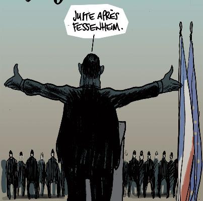 Les dessins de la semaine : jungle de Calais et sondages préélectoraux