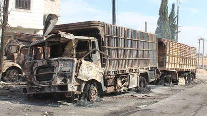 Syrie : Pas de trêve sans solution politique